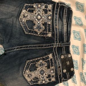 Size 23 (0) Miss Me jeans